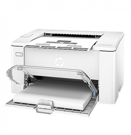HP Imprimante Laserjet Pro M102A – Blanc