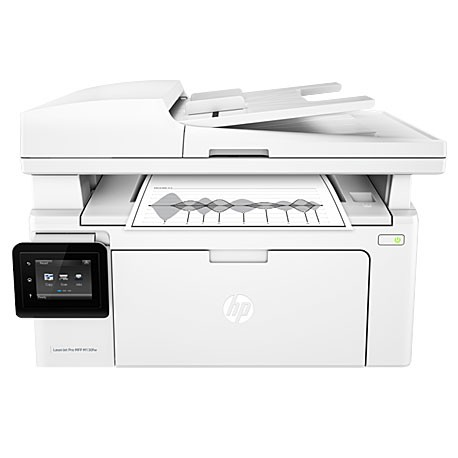 HP Imprimante Multifonction LaserJet Pro M130fw 4-en1 - Blanc