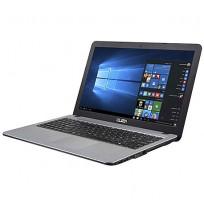 ASUS PC Ordinateur Portable VivoBook D540YA - AMD Dual Core E1 - 6010 1.35 Ghz - RAM : 4 Go - Disque Dur : 500 Go - Noir