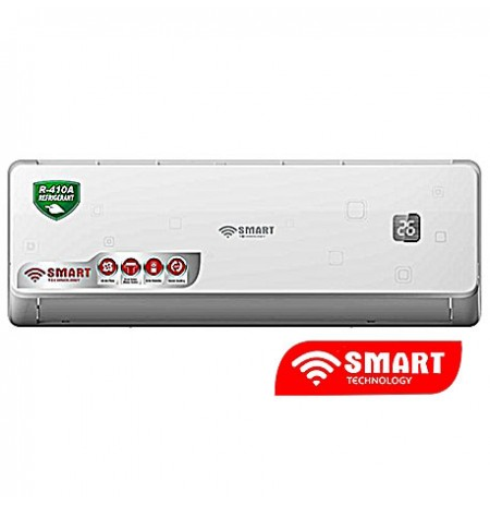 Split SMART TECHNOLOGY Écologique Anti Corrosion Et Purificateur 1CV - STS-09 Eco-Iceberg R410 - Blanc