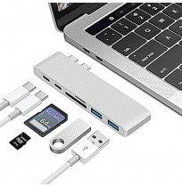 HUB HDMI Adapter 6 In 1 For Macbook Pro