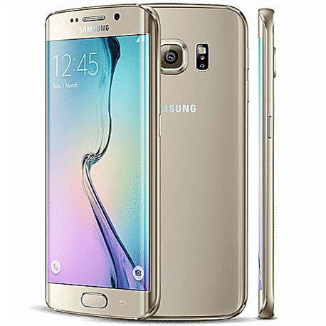 Samsung Galaxy S6 Edge Plus - 5.7 Pouces - 32Go/4Go - 1 Sim - 4G LTE - (Gold)