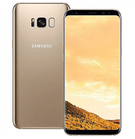 "Samsung Galaxy S8 Plus - 4Go/64Go - 6.2"" - DualSIm  - 12Mpx - Or"
