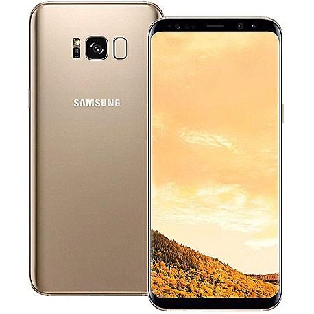 """Samsung Galaxy S8 Plus - 4Go/64Go - 6.2"""" - DualSIm  - 12Mpx - Or"""