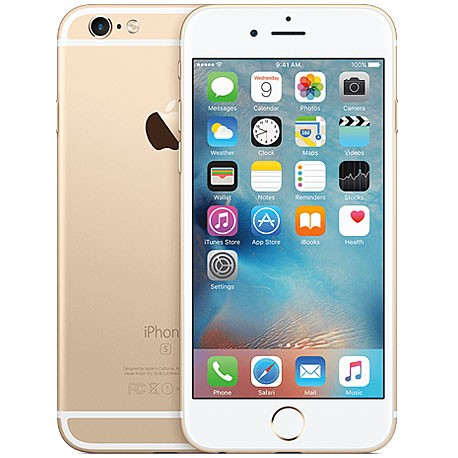IPhone 6s - 4.7 Pouces - 4G LTE - 64Go ROM- 2Go RAM- 12Mpx - OR