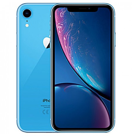 "Apple IPhone XR - 4G- 6.1""- 256 Go- IOS 12- 12 Mpx- Blue"