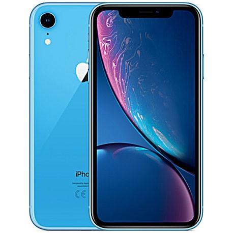 "Apple IPhone XR - 4G- 6.1""- 256 Go- IOS 12- 12 Mpx- Blue"