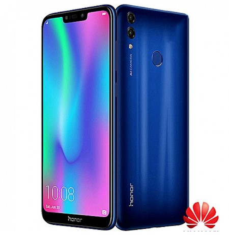 Huawei Honor 8C 3GB+32GB 6.26'' 4000mAh - 256GB -Bleu