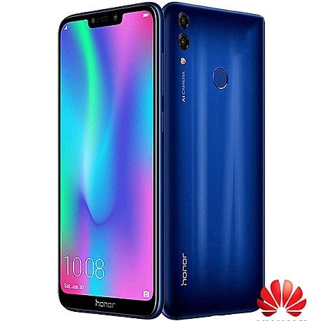 Huawei Honor 8C 3GB+32GB 6.26'' 4000mAh - 256GB -Bleu