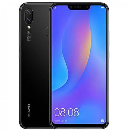 "Huawei Nova 3i  - 4G - 6.3"" - 2XSim - 24Mpx - 4/128Go  - Noir"