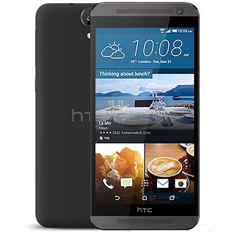 HTC One E9+  - 4G - 5.5 Pouces - 32 Go - 3 Go RAM - Dual Sim - 20 Mégapixels - NOIR