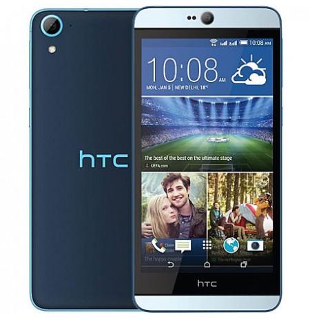 HTC Desire 826 - 5.5 Pouces - Dual Sim - 2GB RAM - 16GB - 13 MPX - Bleu