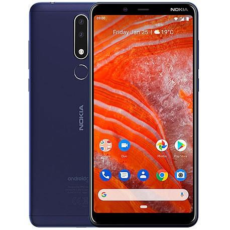 "Nokia 3.1 Plus- 13Mpx - 5.2""- 2Go Ram - 16Go - Noir"