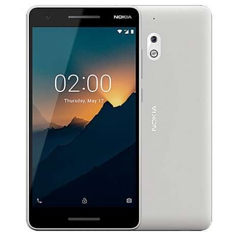Nokia 2.1 - 2GB RAM- 16GB - 4G - 8 MP-silver