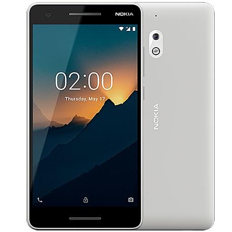 Nokia 2.1- 2GB RAM- 16GB - 4G - 8 MP-silver