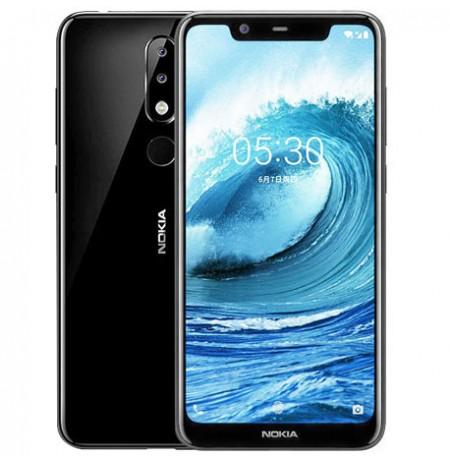 Nokia 5.1 + - 5,8 Pouces- 13Mpx - 3Go / 32Go - Noir