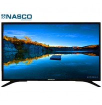NASCO Slim TV LED 24 Pouces - Full HD - HDMI - USB- VGA