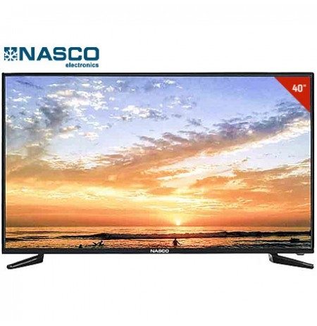 NASCO Slim TV LED - 40 Pouces - HDMI - USB -VGA Garantie 1an