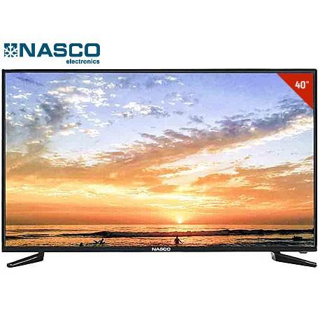 NASCO Slim TV LED - 40 Pouces - HDMI - USB -VGA Garantie 1an