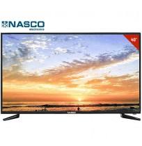 NASCO Slim TV LED - 40 Pouces - HDMI - USB -VGA - Garantie 1 an