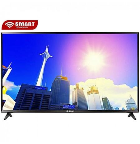SMART TECHNOLOGY TV LED HD - 32 Pouces - Décodeur Intégrés & Régulateur - Garantie 1 an