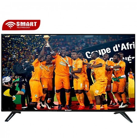 "SMART TECHNOLOGY TV LED Full HD - 50"" -Décodeur Intégré - STT-7750"