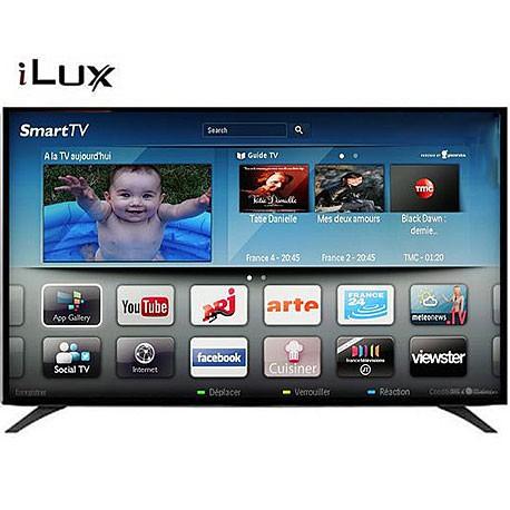 """iLUX TV LED 40"""" Full HD - Décodeur Satellite Intégré- LX4035"""