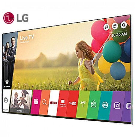 "LG TV LED - IPS 4K - UHD  - 86"" - Active HDR - Smart TV WebOs 3.5"