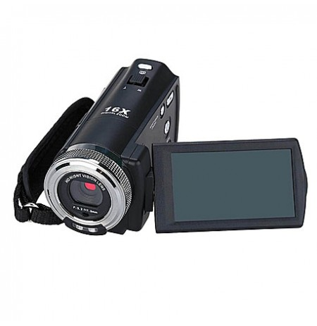 Digital Camera Camcorder DV Video Recorder Microphone 12M IR LBQ