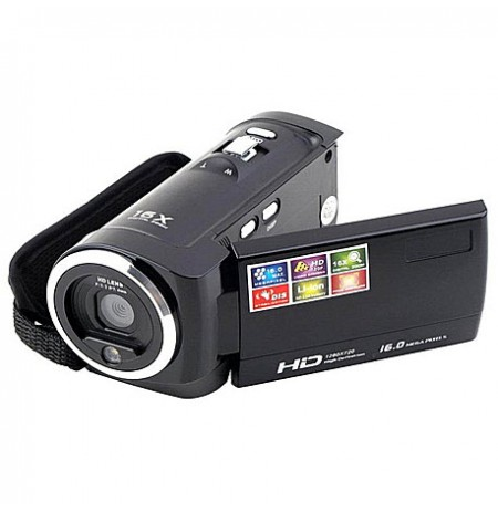Digital Video Camcorder Camera DV DVR 2.7' TFT LCD 16x ZOOM UK Plug LBQ