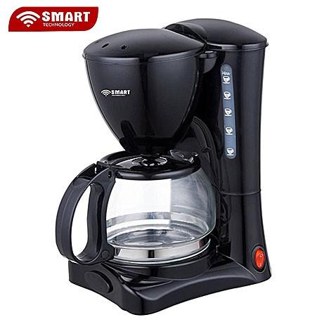 Machine à Café SMART TECHNOLOGY - 0.6L - STPE-1206C