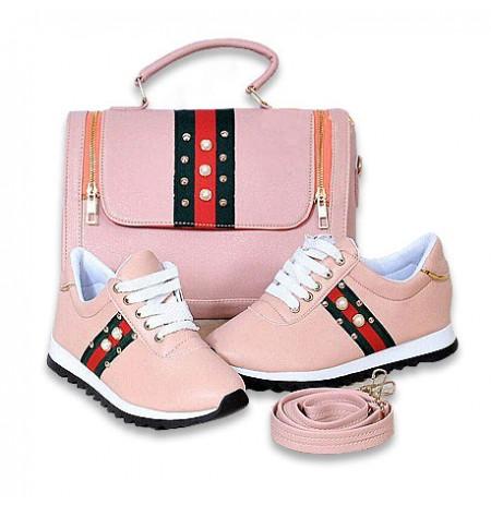Ensemble sac chaussure