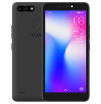 "Tecno Pop 2 Power - Noir - 5.5"" - 8 MP - 16 Go / 1 Go - 4000 MAh - 3G"